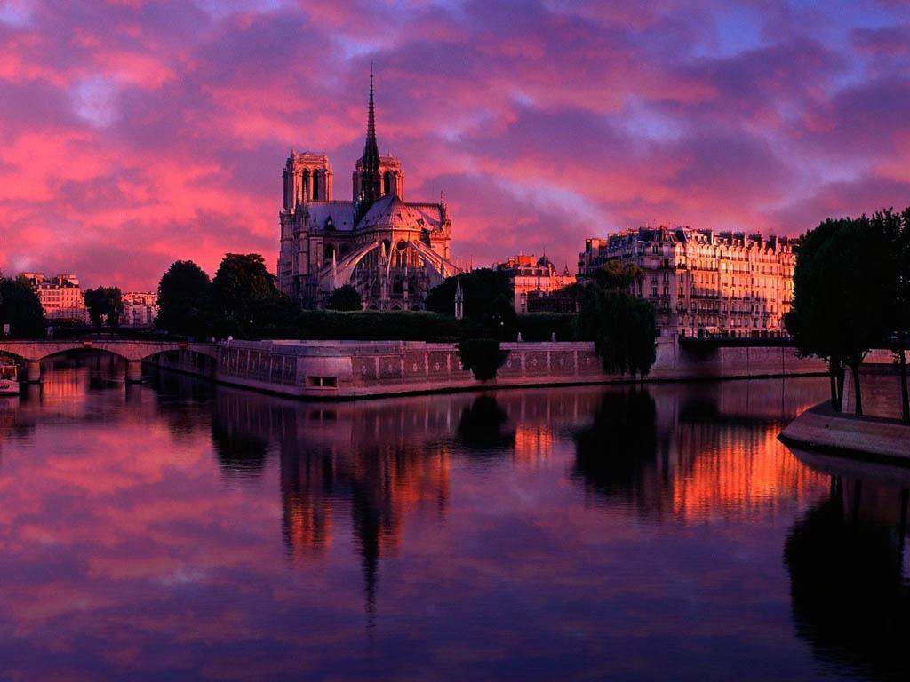 زیباترین بناها در فرانسه