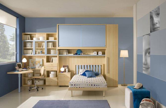 تصاویر دکوراسیون اتاق خواب کودکانه 2011