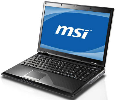معرفی لپ تاپ جدید msi با نمایشگر سه بعدی