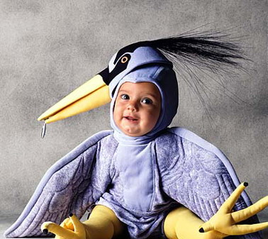 تصاویرکودکان در لباسهای عجیب و جالب