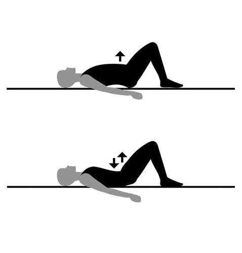 چند نکته ساده ولی مفید برای جلوگیری از کمر درد!!