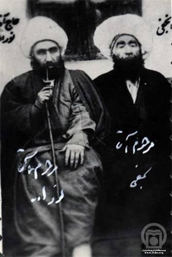 عکسهایی بسیار قدیمی از شخصیتهای ایرانی