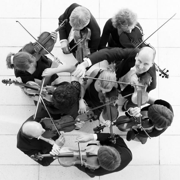 عکس هایی هنری یک گروه موسیقی