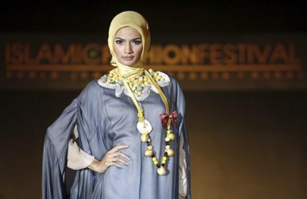 عکس های فستیوال فشن اسلامی در مالزی