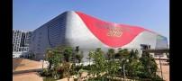 عکس هایی از ورزشگاههای زیبای گوانگ ژو میزبان بازیهای آسیایی