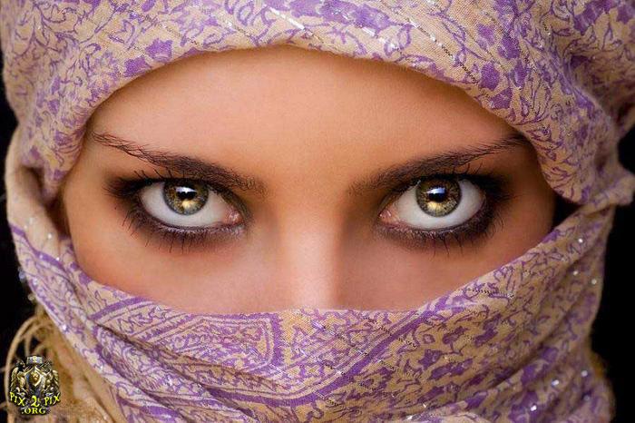 تصاویری از زیباترین چشم ها
