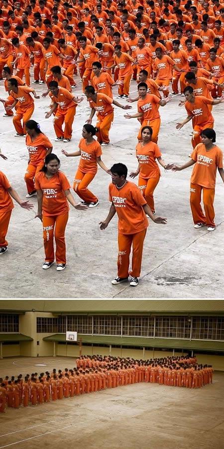 عکس هایی از عجیبترین زندانهای دنیا