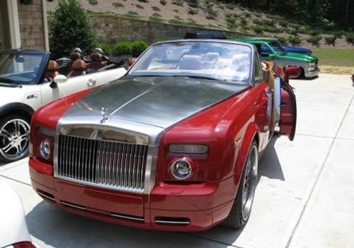 گران قیمت ترین خودروهای جهان در سال 2010