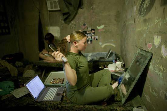 تجاوز به نظامیان زن آمریکایی (+عکس)
