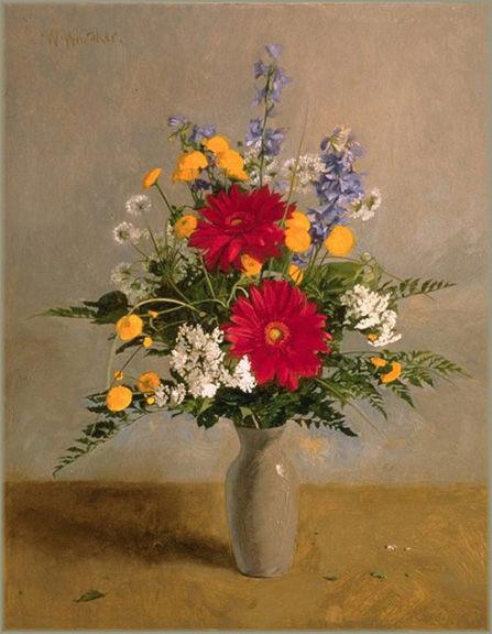 نقاشی های فوق العاده از ویلیام ویتاکر
