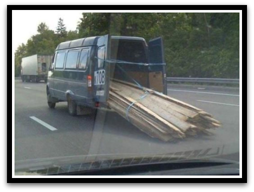 عكسهایی خنده دار از كارهای احمق ترین افراد | irannaz.com