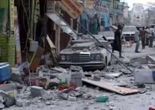 عکس هایی از مرگبارترین حوادث سال 2010