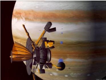 کشف اکسیژن در سطح یک از قمرهای زحل