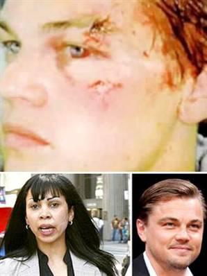 2 سال حبس مجازات حمله به دیکاپریو (+عکس)