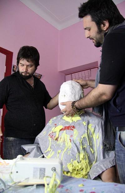 رضا رویگری به «اخراجیها 3» پیوست (+عکس)