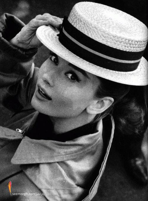 عکس هایی از آدری هپبورن، زیباترین زن قرن گذشته!!