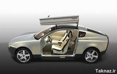 جدیدترین اتومبیل مخصوص خانمها 2010