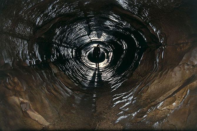 عکسهایی دیدنی از اعماق کره زمین |http://www.khavaranshop.com/