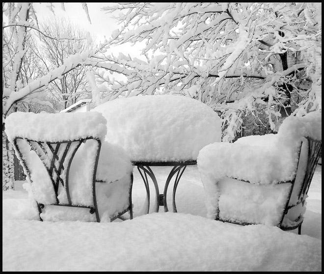 عکس هایی از طبیعت زمستانی اروپا