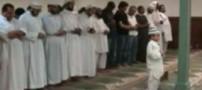 وقتی یک کودک امام جماعت می شود !!
