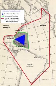 راز شگفت انگیز مثلث برمودا