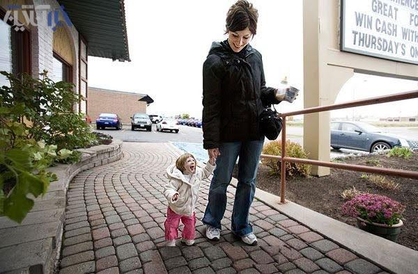 عجیب ترین و کوچکترین دحتر دنیا با 7 کیلو وزن