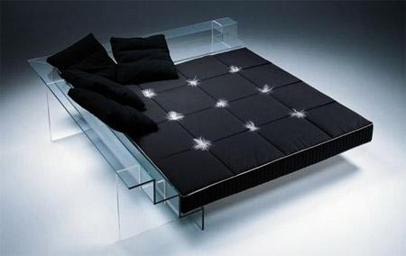 تصاویری از تخت خواب های بسیار عجیب و دیدنی