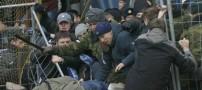 عکس های خنده دار از تماشاگران روسی