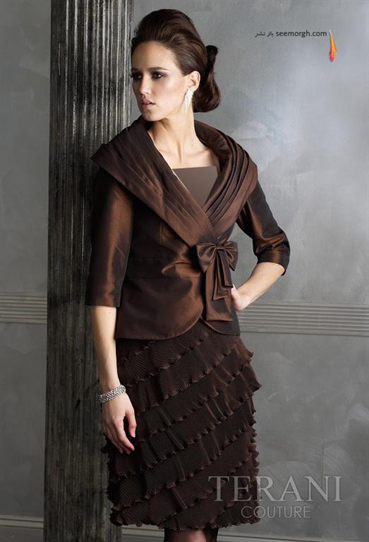 جدیدترین مدلهای کت و دامن مجلسی زنانه 2011