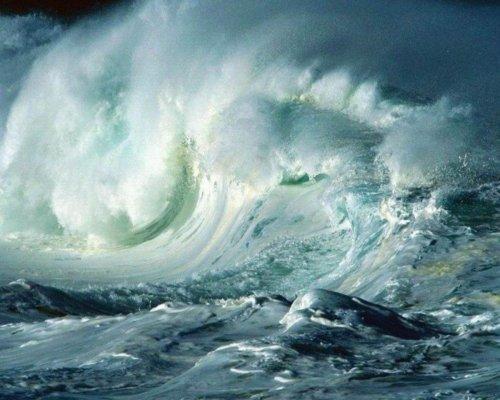 عکس هایی بسیار زیبا از خشم طبیعت