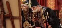 گفتگو با پیرمرد دوست داشتنی بابا شاه «قهوه تلخ»