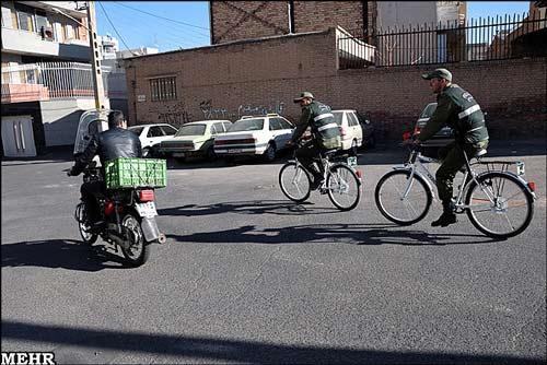 قیمت دوچرخه پلیس
