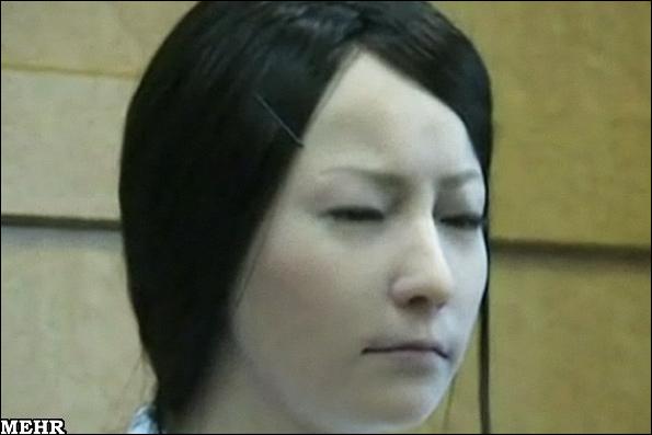 باور می کنید که این زن یک ربات باشد!!