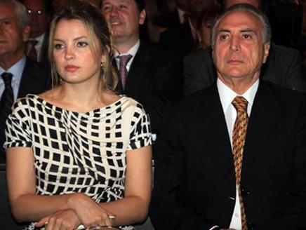 ملکه زیبایی، مهاجر عرب را معاون رییس جمهور کرد!!