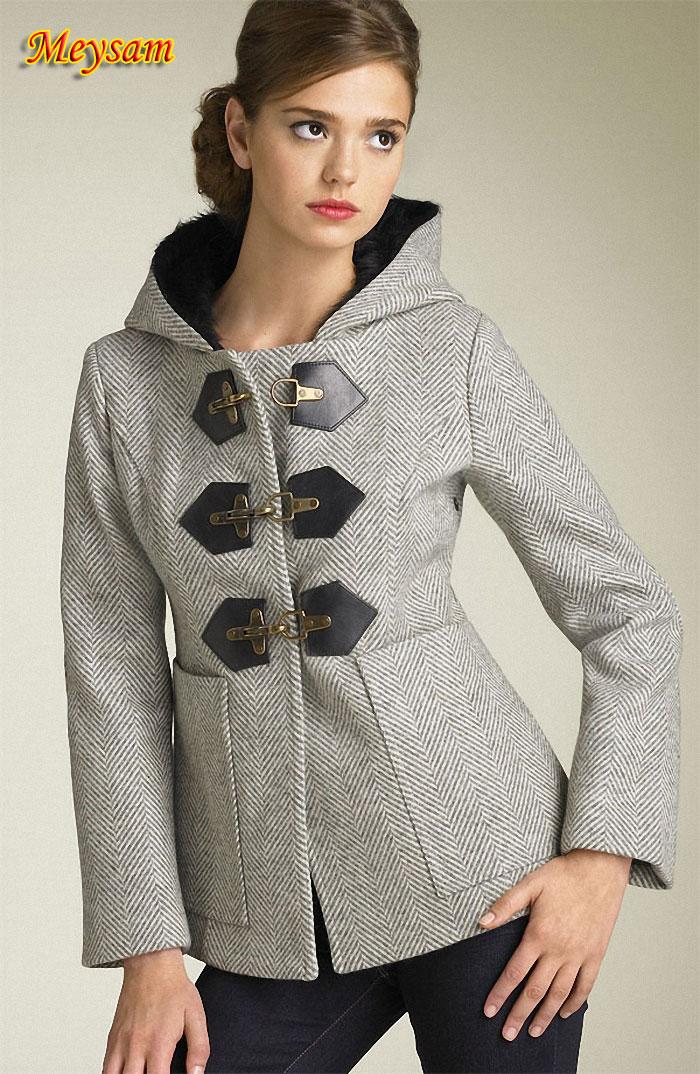 جدیدترین مدل های جدید و زیبای پالتو زنانه 2011 | www.irannaz.com