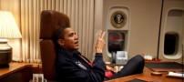 عکس هایی از هواپیمای شخصی اوباما