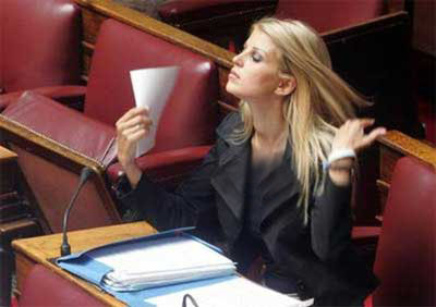 زنانی که به واسطه زیبایی وارد سیاست شدند!!