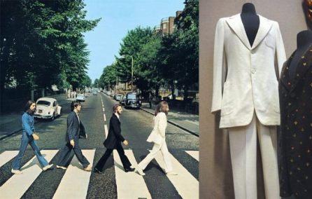 لباس 46 میلیون تومانی جان لنون (+عکس)