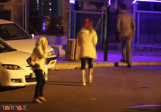 پارتی مختلط در مجتمع تفریحی دشت بهشت تهران