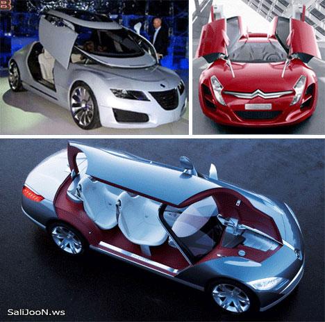 عکس هایی از از عجیب ترین خودرو های طراحی شده