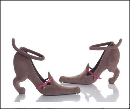 مدلهای جدید و ابتکاری کفش های پاشنه دار