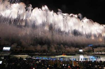 کشورهای مختلف در لحظه ورود به سال 2011