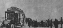 اولین اتوبوسی که به ایران وارد شد! (+عکس)