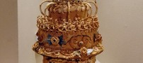 قدیمی ترین کیک عروسی جهان (+عکس)